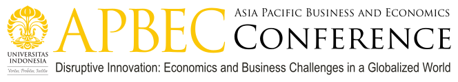 Asia Pacific Business and Economic Conference Logo